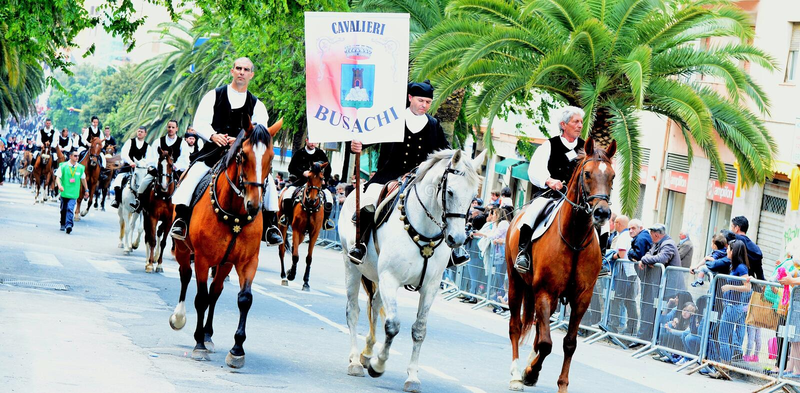 Sardinian tradition arkivfoto