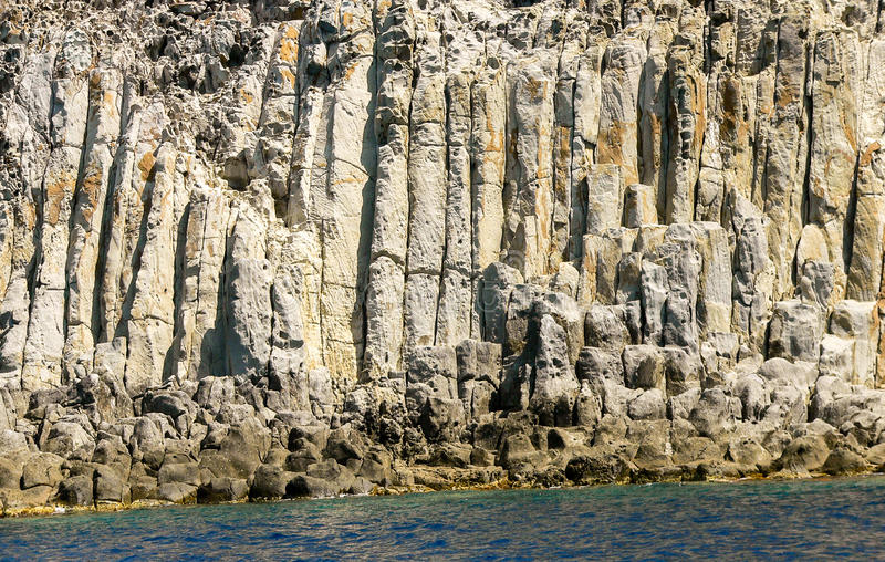 sardinien Geologische Landschaften lizenzfreie stockbilder