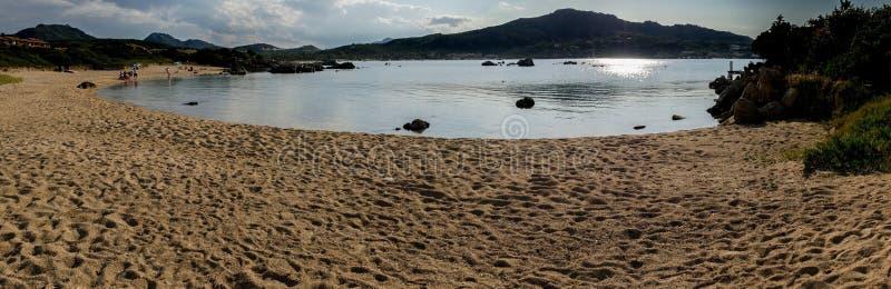 Sardinien plaża zdjęcia stock