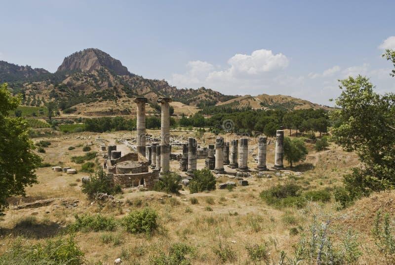 File:Sardis Synagogue, late 3rd century AD, Sardis, Lydia