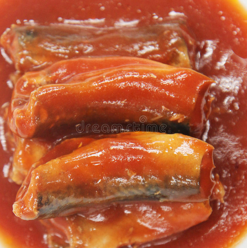 Download Sardynki W Pomidorowym Kumberlandzie Zdjęcie Stock - Obraz złożonej z lunch, cyna: 53778164