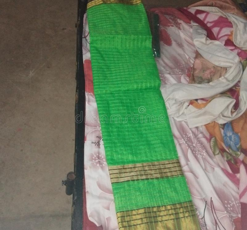 saree imagem de stock royalty free
