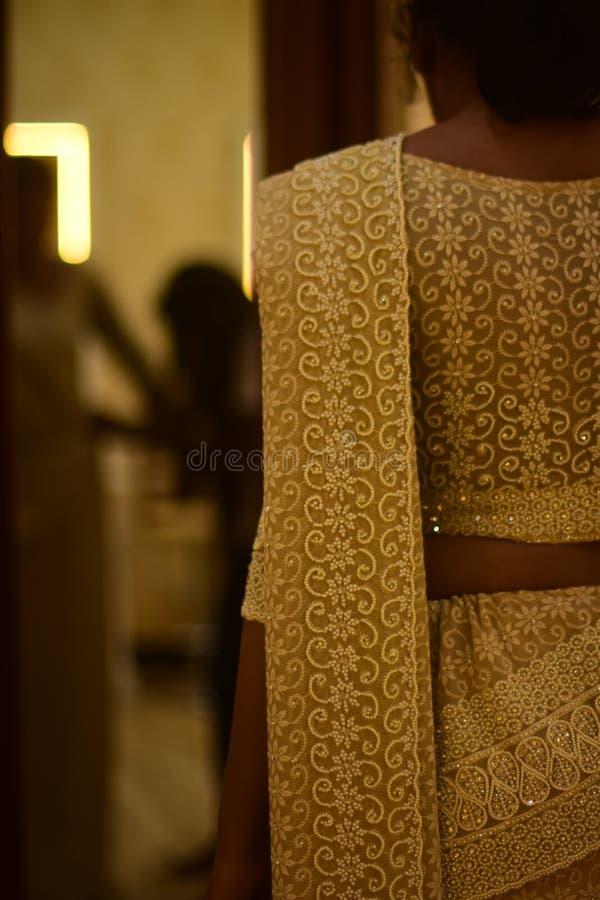 saree imagem de stock