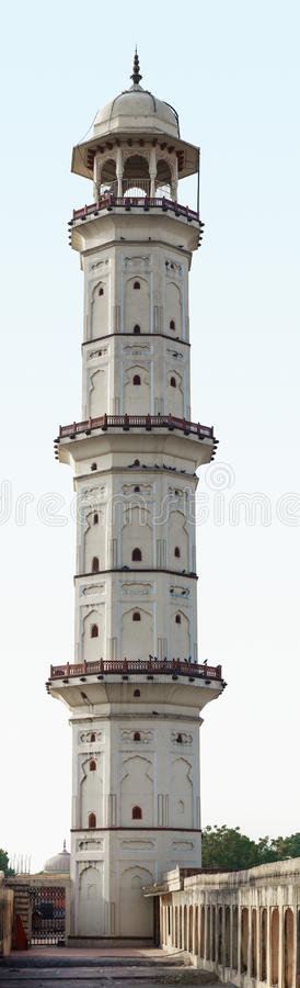 Sargasuli - oriëntatiepunt van Jaipur, India stock afbeelding