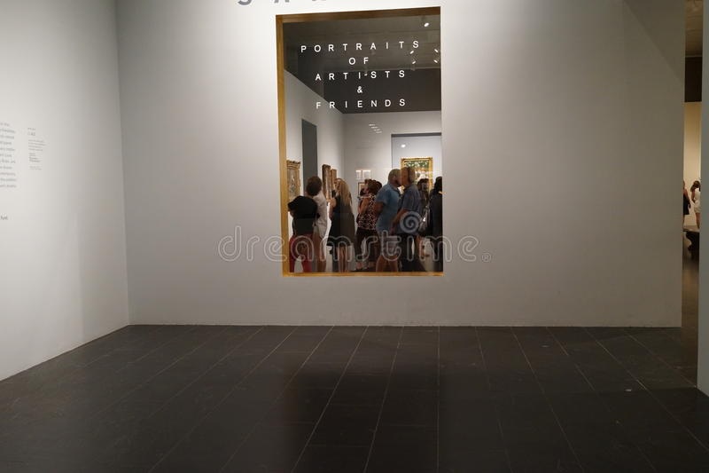 Sargent: Portrety artyści 23 i przyjaciele obrazy stock
