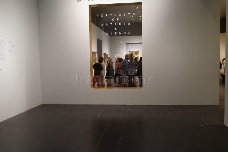 Sargent: Retratos dos artistas e dos amigos 23 imagens de stock