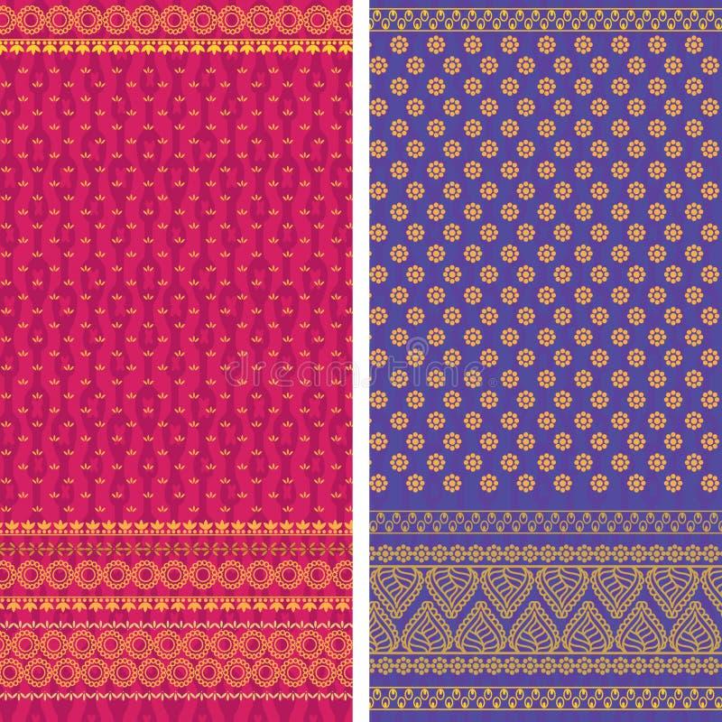 Sari Design stock photos