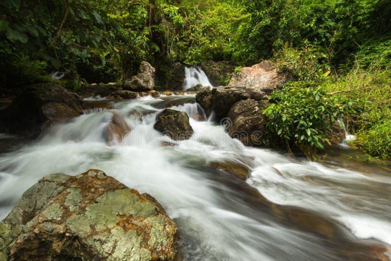 Sarika Waterfall_2 foto de archivo libre de regalías