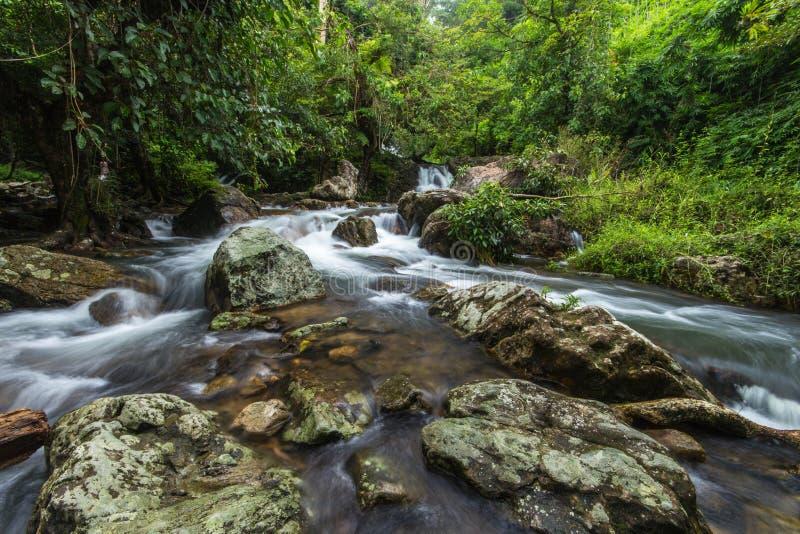 Sarika Waterfall_4 στοκ εικόνα