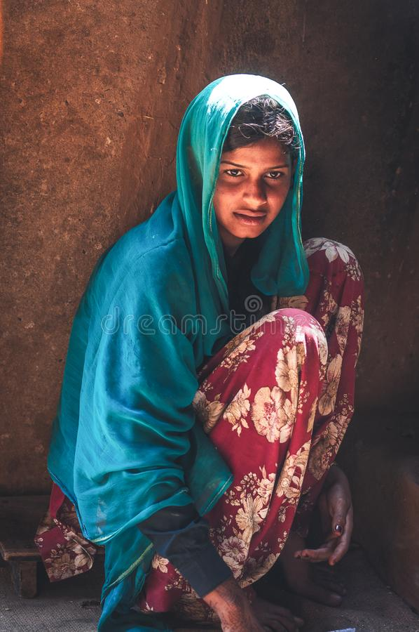 Simple Indian Girl Stock Images - Download 380 Royalty Free