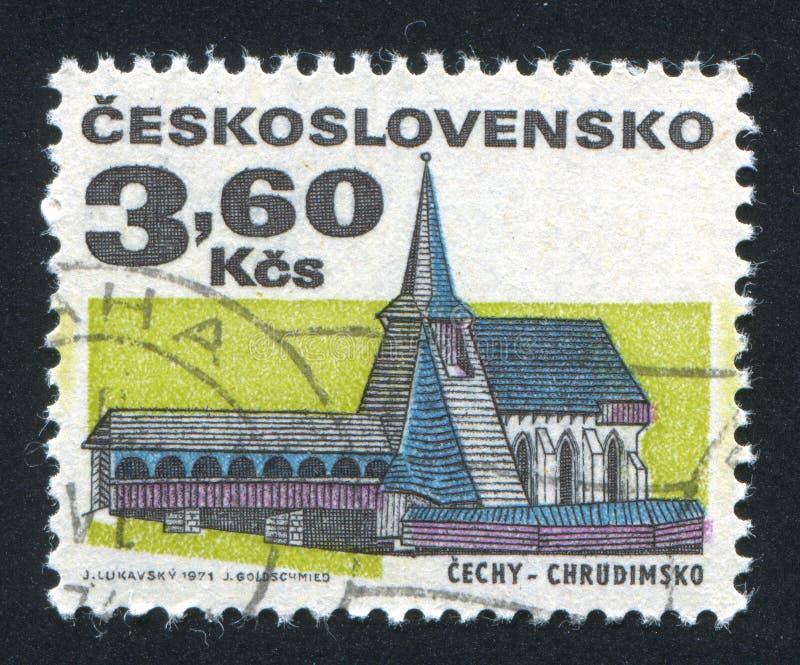 Sariskerk royalty-vrije stock foto's
