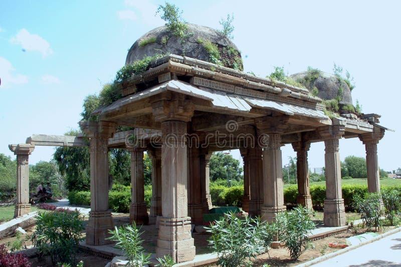 Sarkhej Roja, Ahmadabad, la India imágenes de archivo libres de regalías