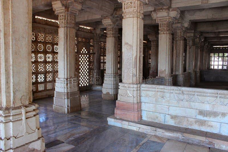 Sarkhej Roza, Ahmedabad, Gujarat India stock afbeeldingen