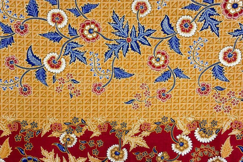 sarong индонезийца батика стоковые изображения