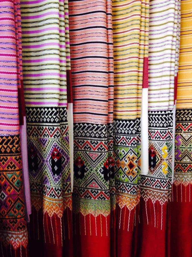sarong imagens de stock