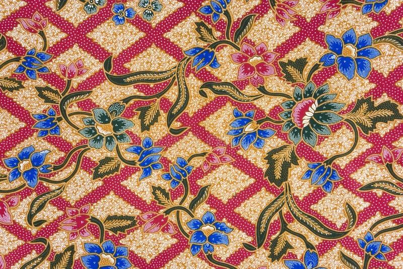 Download Sarong Indonesiano Del Batik Immagine Stock - Immagine di modo, disegno: 3876673