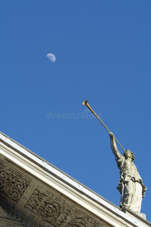 Saronno (Italien) lizenzfreies stockbild