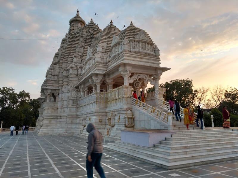 Sarswati tample pilani. Jhunjhunu, rajasthan, bits stock photography