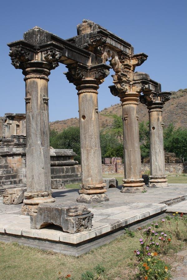 SAS BAHU świątynia W INDIA zdjęcia stock