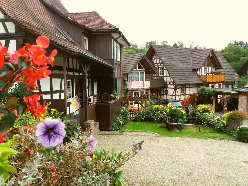 Sasbachwalden Schwarzwald l'allemagne photo libre de droits