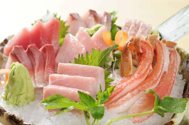 Sashimi foto de stock royalty free