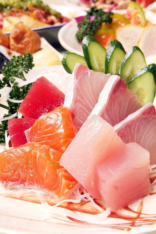 Sashimi foto de stock