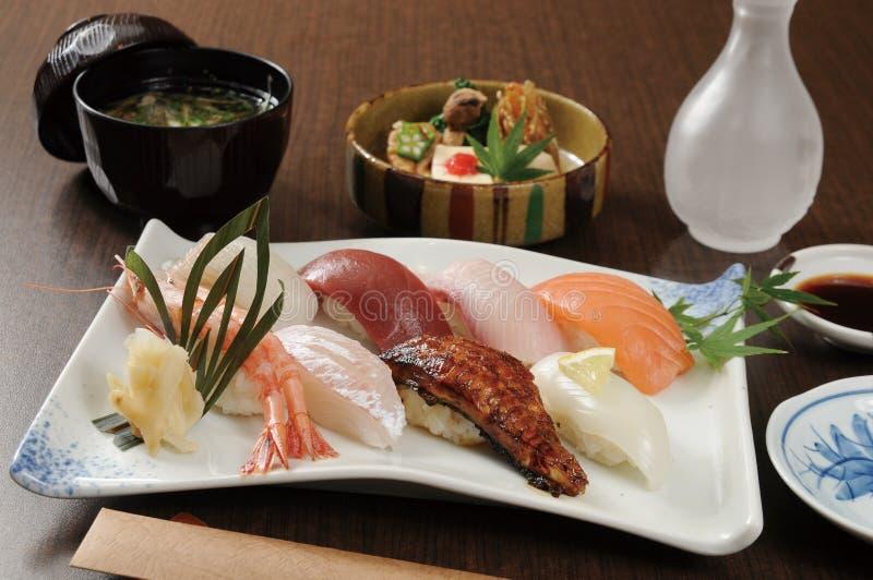 Sashimi imagens de stock