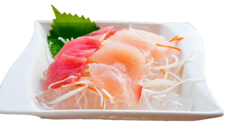 Download Sashimi stock image. Image of asian, delicious, plate - 19325089