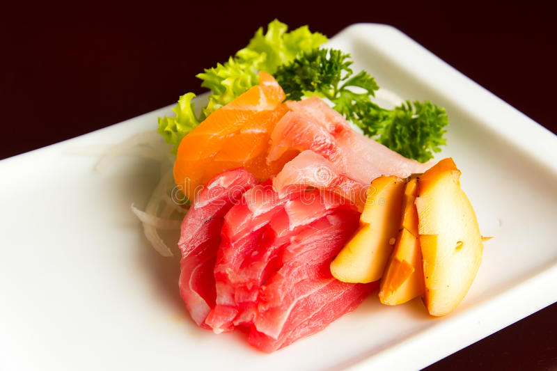 Download Sashimi stock image. Image of japan, meat, dishes, octopus - 20929867