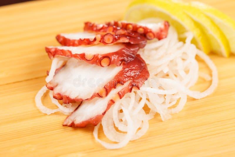 Download Sashimi stockbild. Bild von krake, organisch, seafood - 26373893