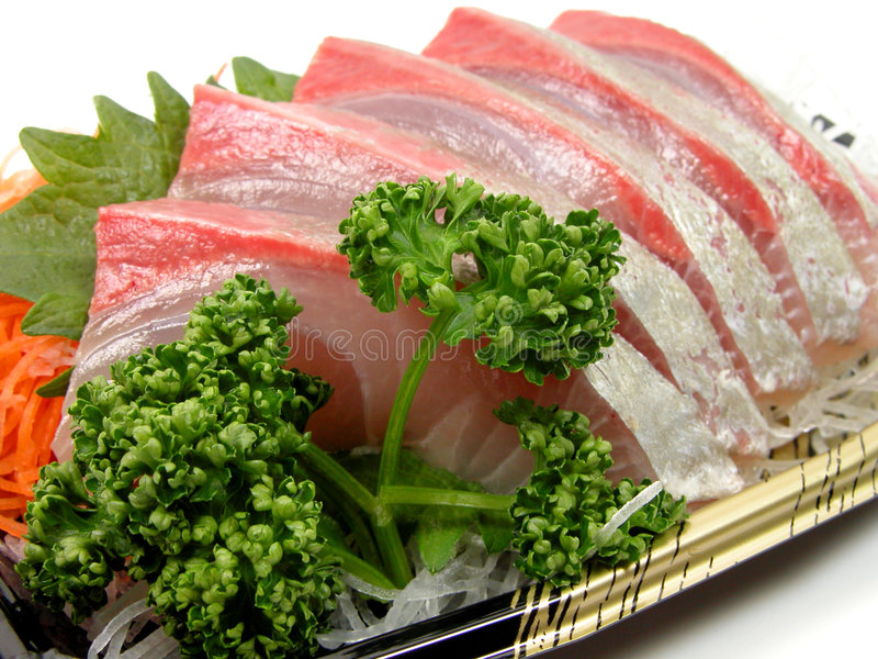Sashimi stock images