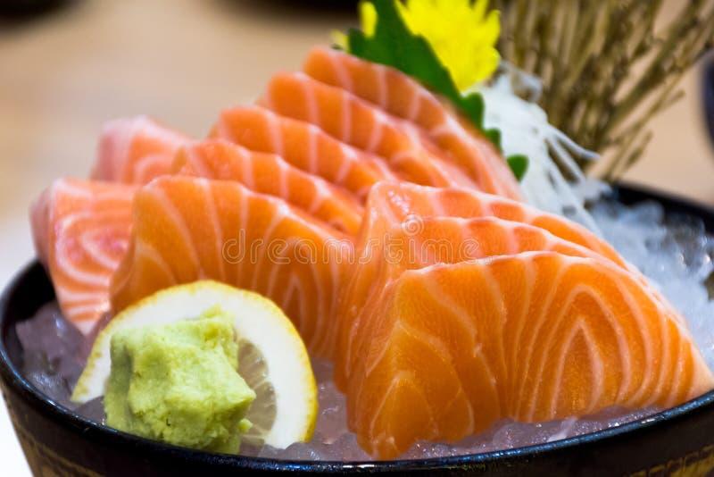 Sashimi fotografia de stock
