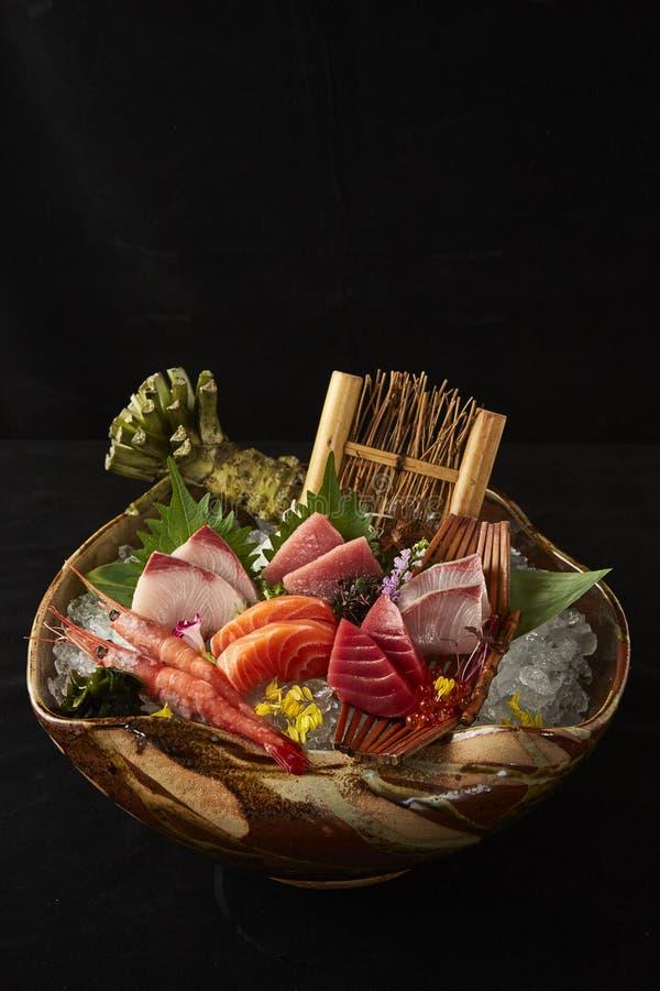 Sashimi lizenzfreie stockfotografie