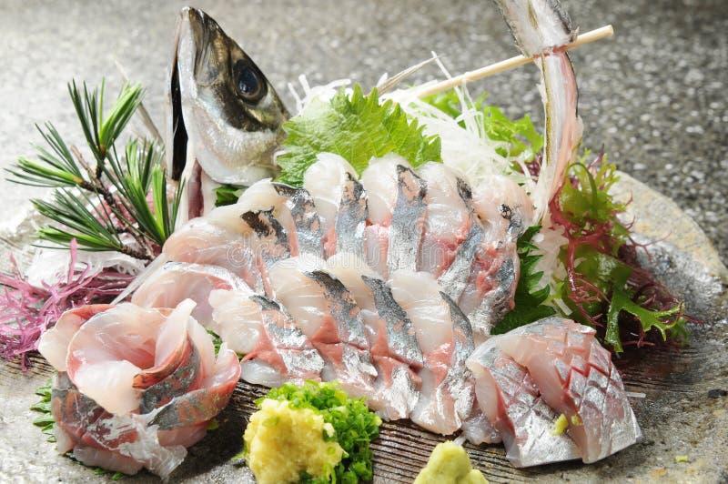 sashimi obrazy stock
