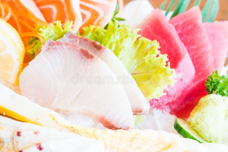 Download Sashimi cru et frais photo stock. Image du positionnement - 87705970