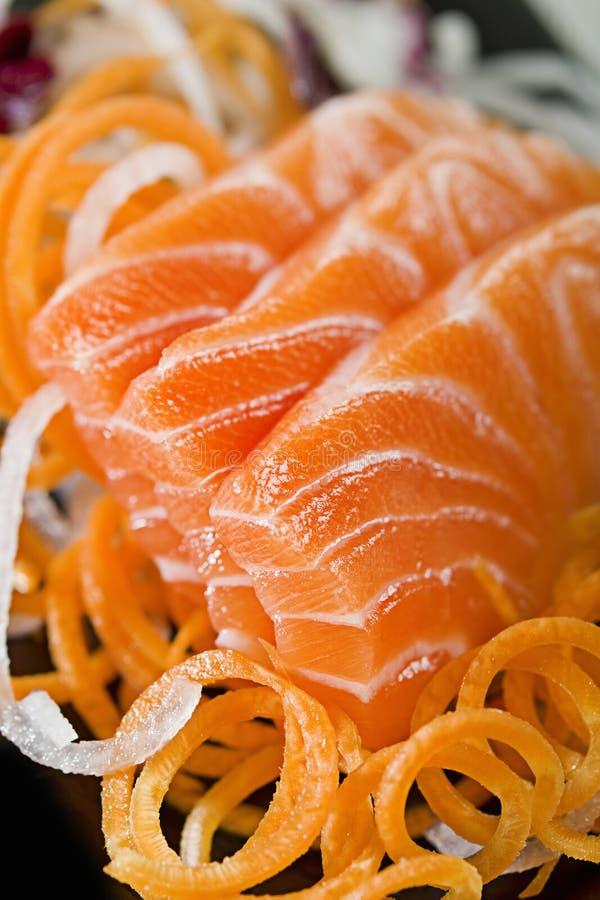 Download Sashimi Sake Teisyoku stock image. Image of crab, frying - 17926617
