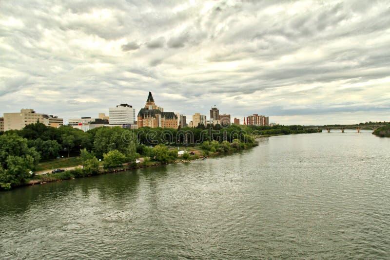 saskatoon стоковая фотография rf