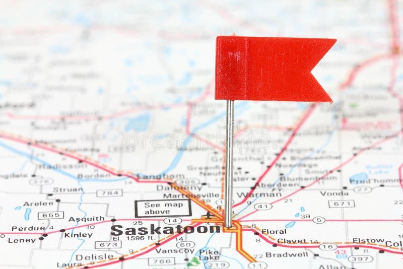 Saskatoon immagine stock
