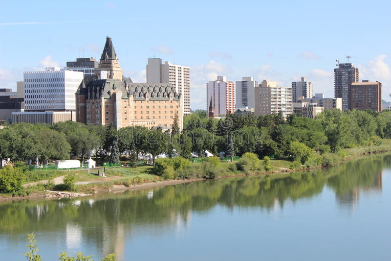 Saskatoon stock photos