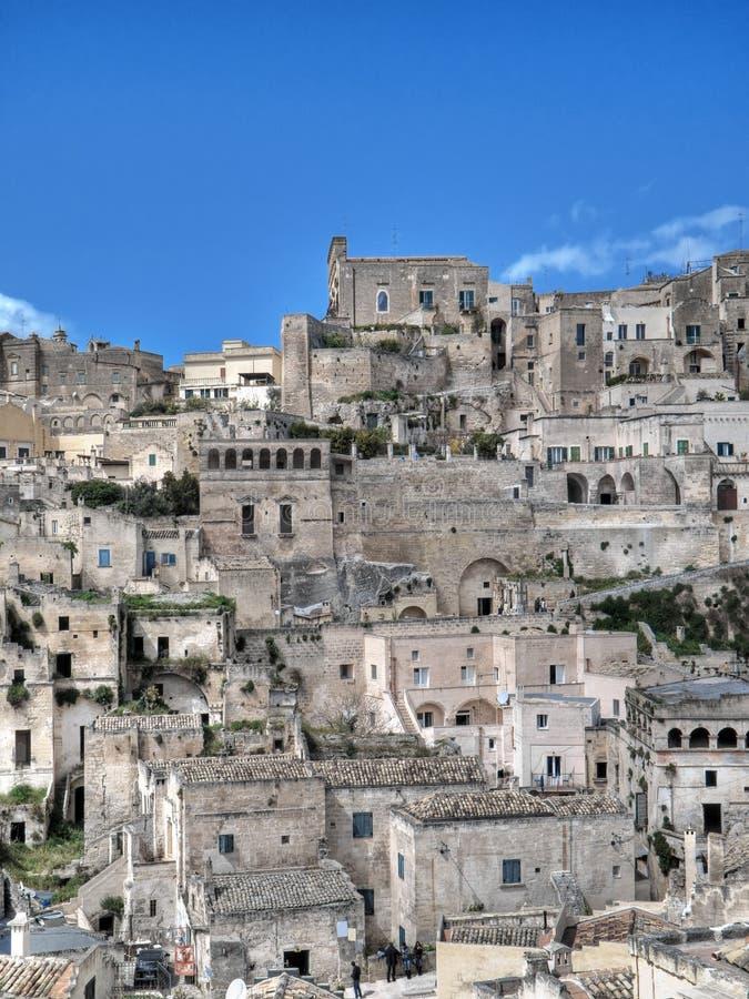 Download Sassi Of Matera. Basilicata. Stock Image - Image: 13846565