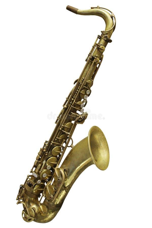 Download Sassofono fotografia stock. Immagine di jazz, musicale - 30830828