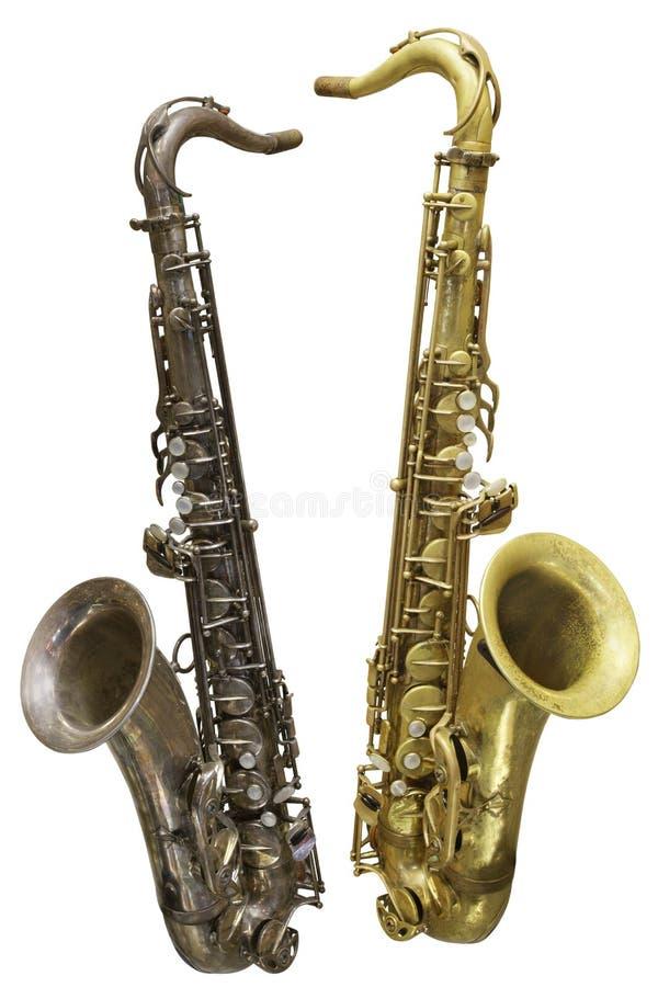 Download Sassofono fotografia stock. Immagine di acustica, saxophone - 30830910