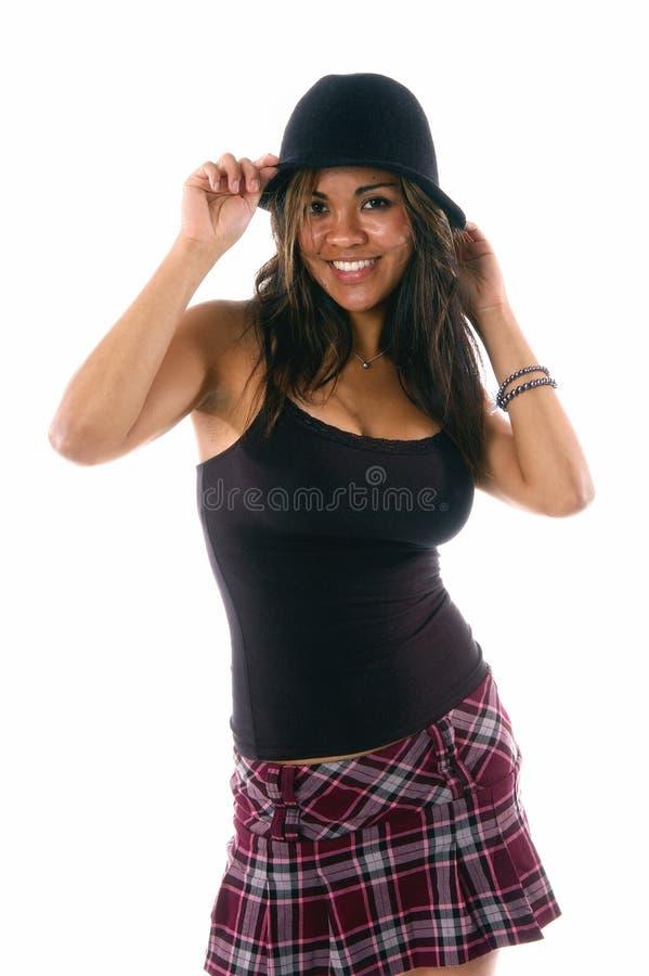 Sassy Girl 1 Royalty Free Stock Images