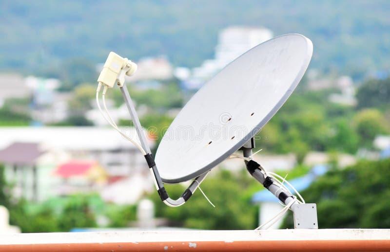 satélite imagem de stock
