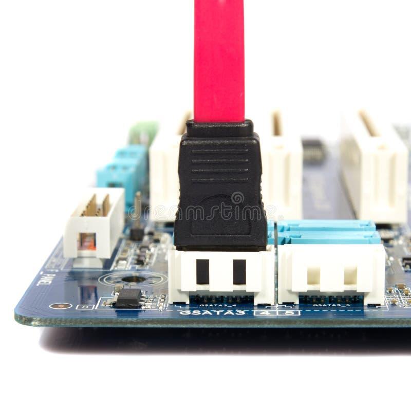 Free Sata Connection Stock Photo - 29052030