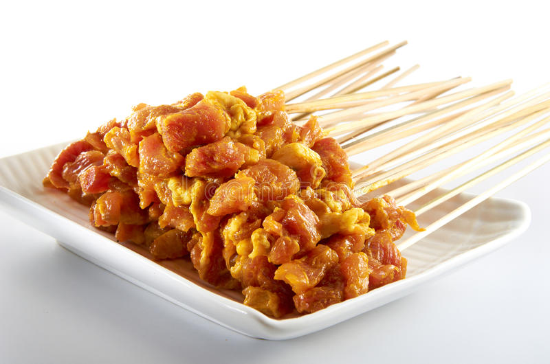 Download Satay Royalty Free Stock Photography - Image: 23036887