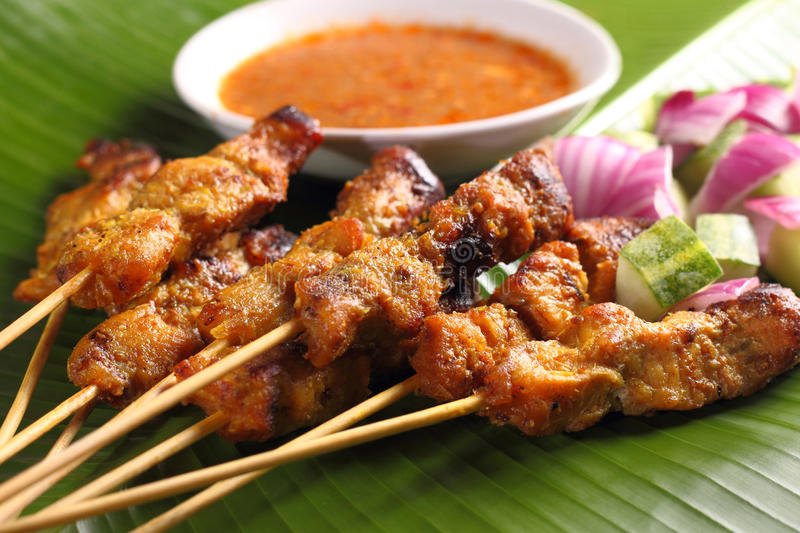 Satay photos stock