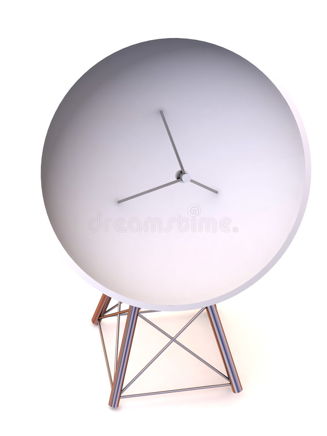satelita 3 d ilustracji