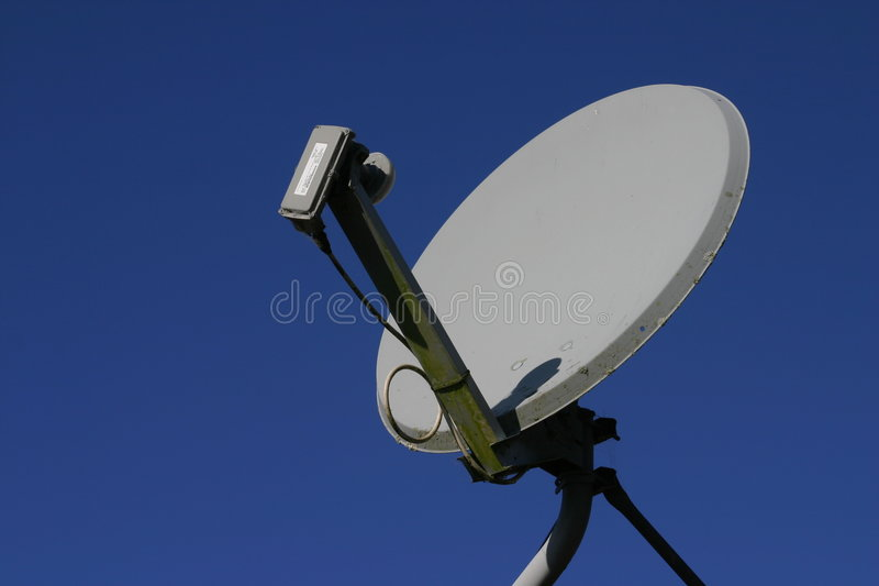 Download Satelite Dish stock image. Image of aerial, antenna, television - 527871