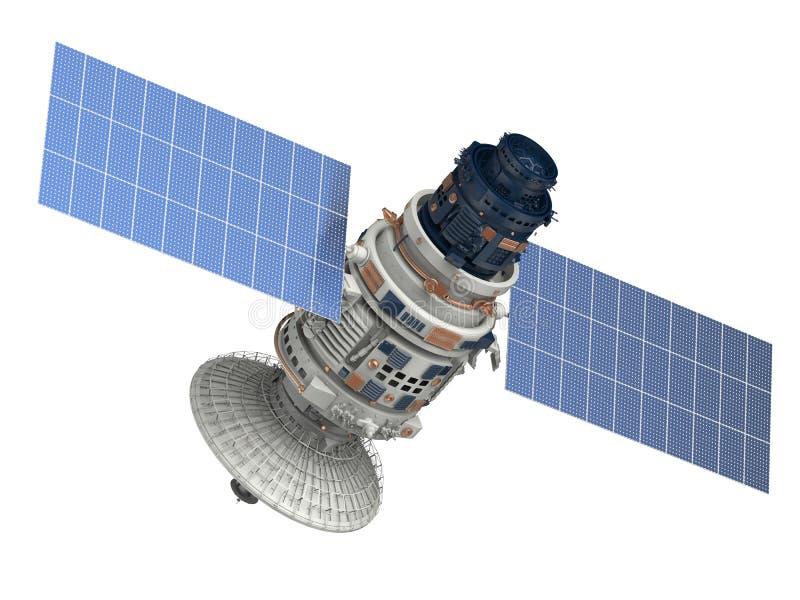 Satelliet stock fotografie